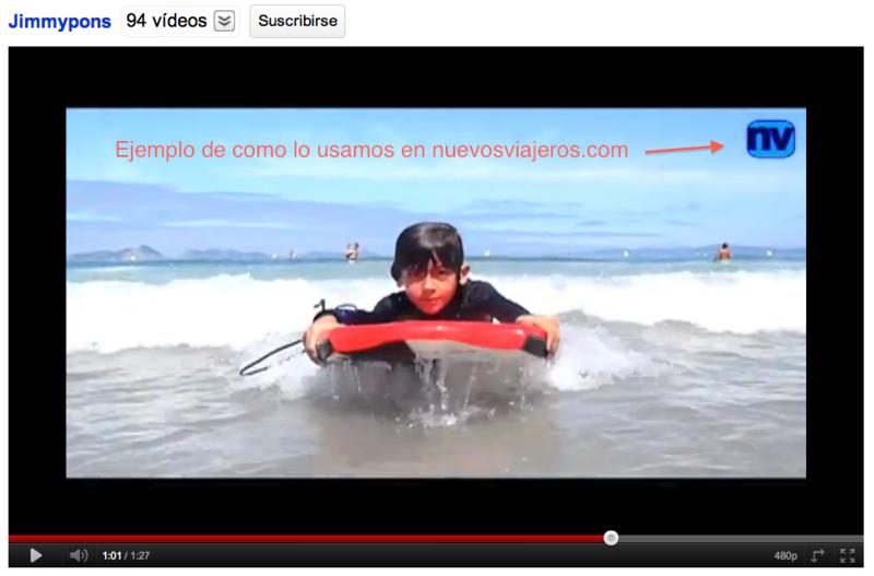 Ejemplo video con mosca
