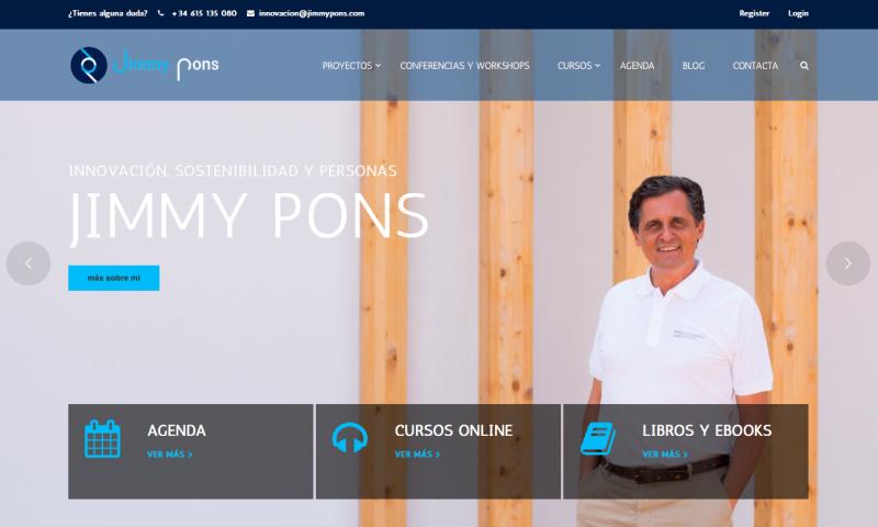 Blog Jimmy Pons